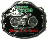 ROYAL ENFIELD MOTORCYCLE BELT BUCKLES